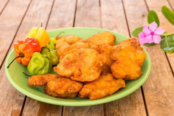 Acras de légumes (gluten), à déguster tiède