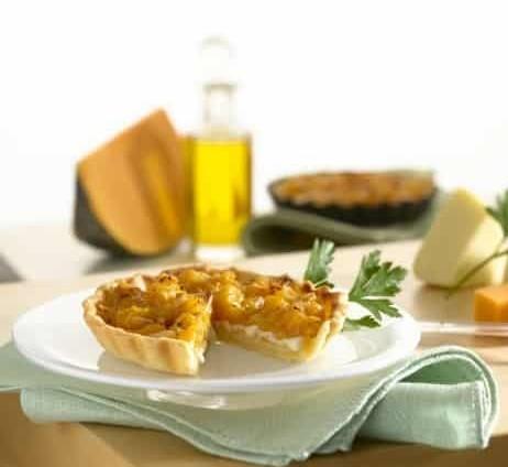 Tartelette asperges mozzarella