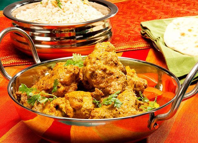 Poulet karahi