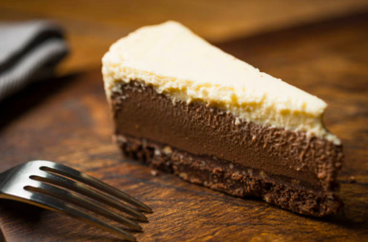 Cheesecake au nutella