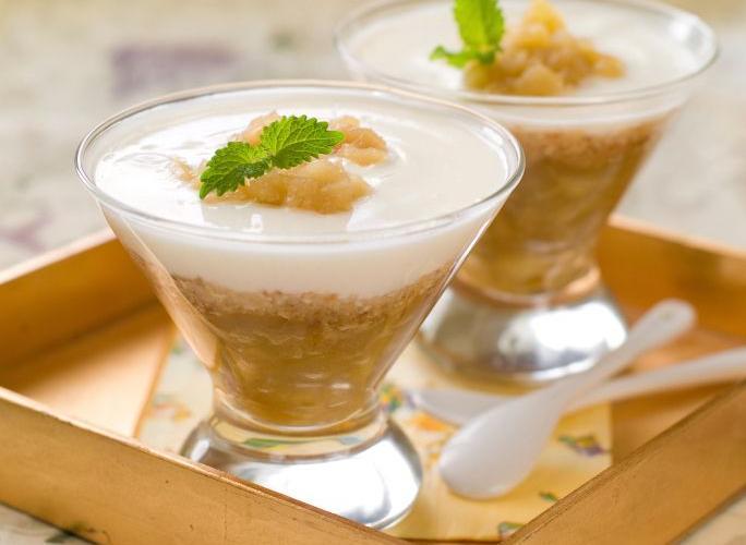 Fromage blanc aux fruits de saison (lactose)