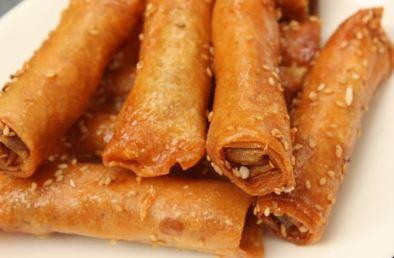 Cigare aux amandes (gluten)