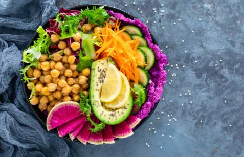 Salade Buddha