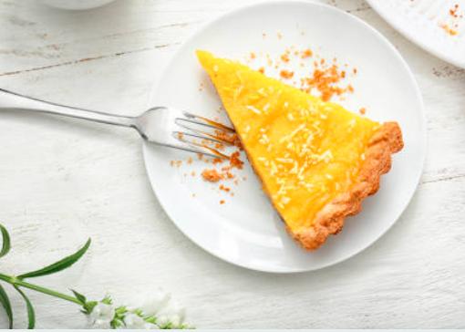 Tartelette à la crème de citron