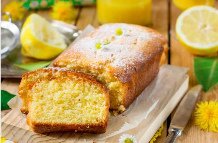 Gâteau fondant et marmelade au citron vert