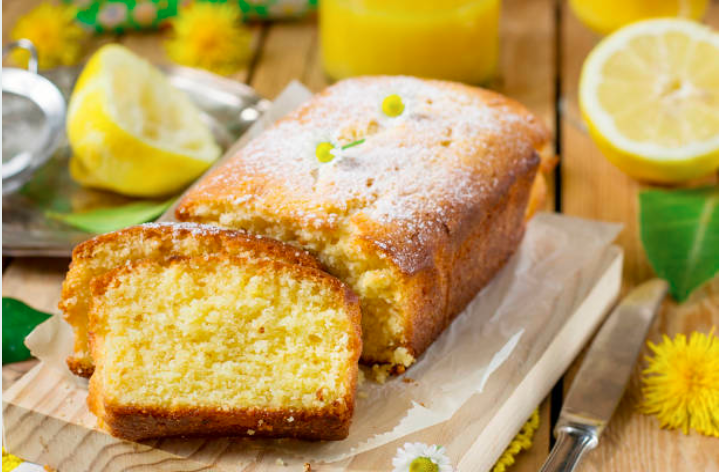 Moelleux au citron et marmelade aux zestes