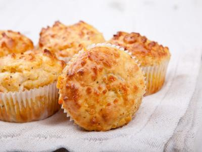 Muffin aux fromages