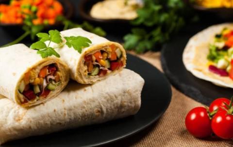 Burrito aux 4 fromages