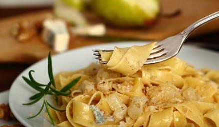 Fettuccine noix gorgonzola