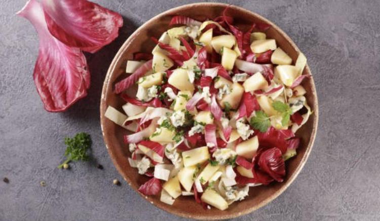 Salade fraîcheur pomme concombre