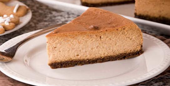 Cheesecake au pain d'épice