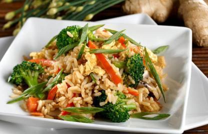Poêlée de légumes aux saveurs d'Asie