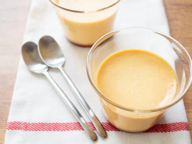 Crème aux œufs