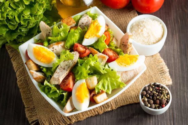 Grande salade de campagne