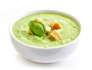 Crème de brocoli et patate douce