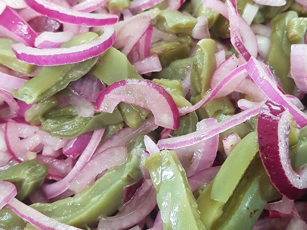 Salade de cactus