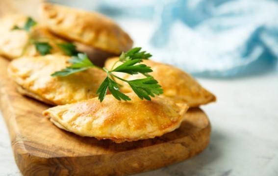 Empanadas aux poivrons
