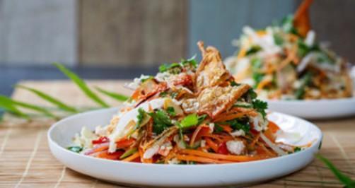 DELETED  Salade thaï au poulet
