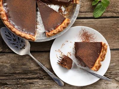 DELETED - Tarte au chocolat