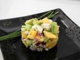 Salade exotique ananas concombre