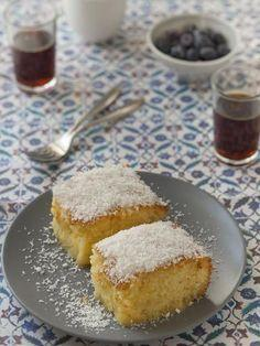 Gâteau de semoule Revani