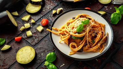 Spaghetti siciliani