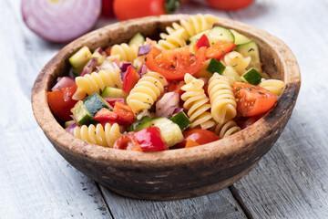 Grande salade parmesane
