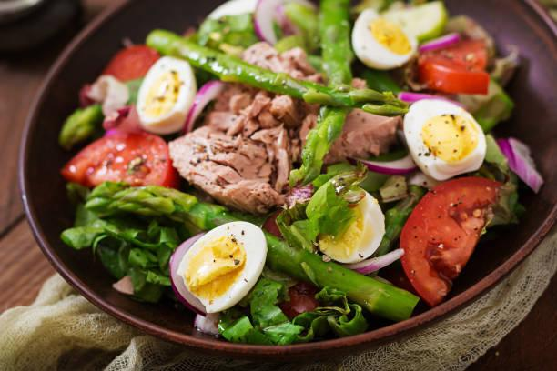 Grande salade niçoise