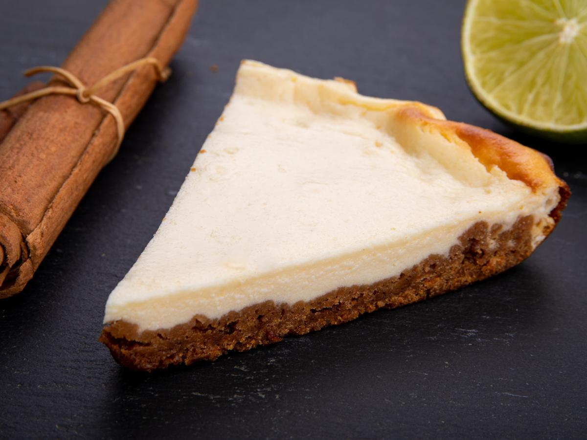 Cheesecake aux 2 citrons