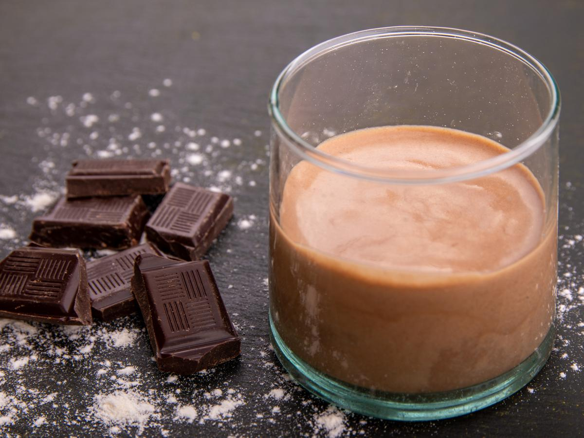 Pot de crème chococo