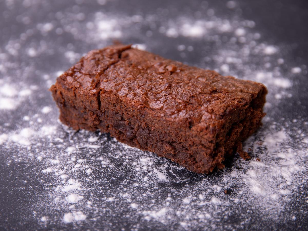 Brownie choco noix