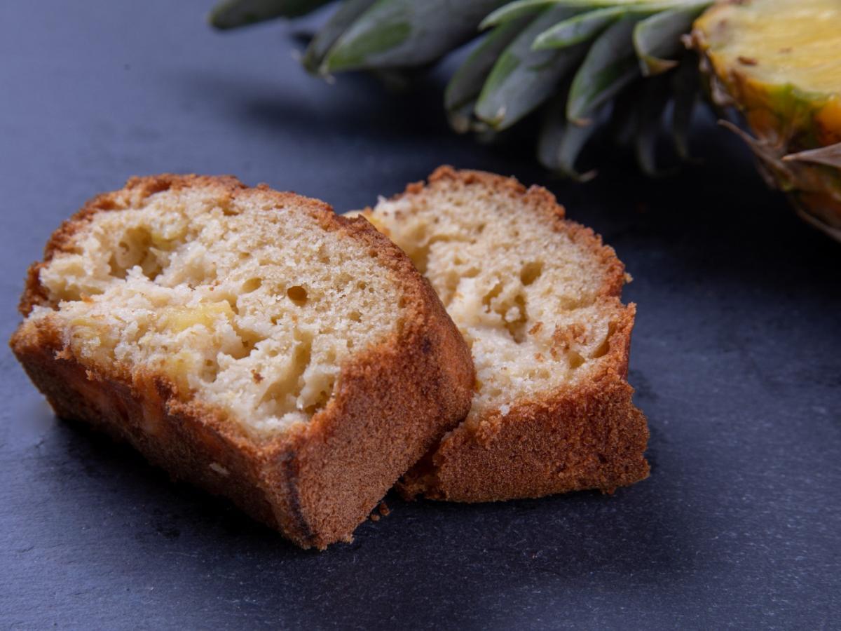 Ananas bread