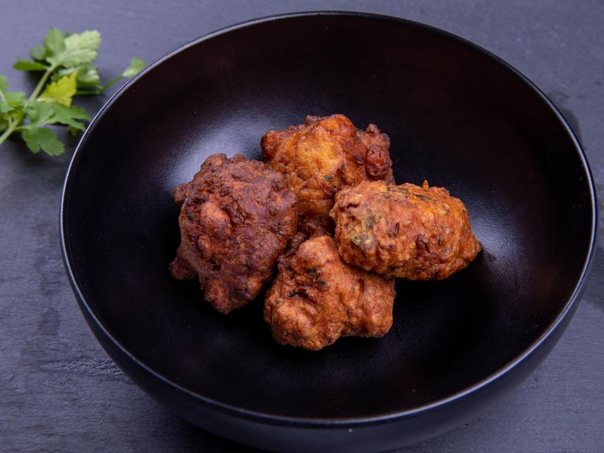 Oignons bhaji