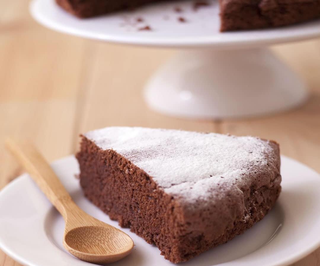 Gâteau vanille chocolat