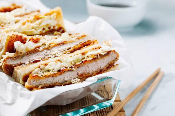 Sandwich de veau pané