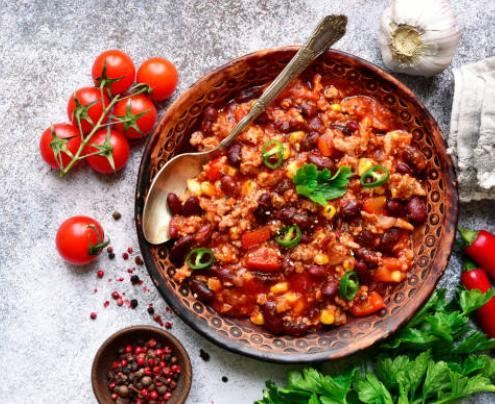 Chili carnitas
